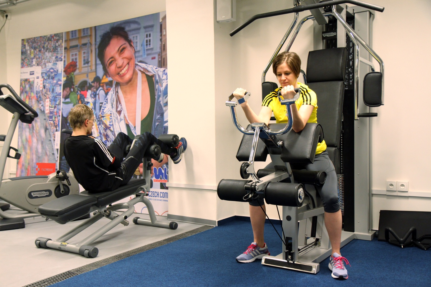 Technogym workouts eoua blog for Technogym all in one